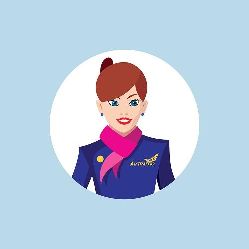 Flight Attendant Resume Photo