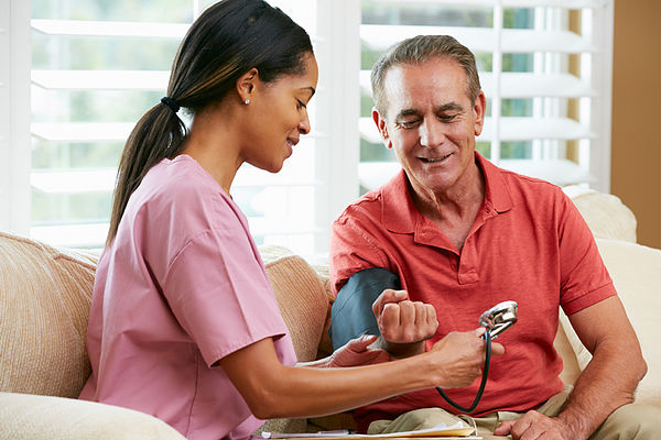 Caregiver Consulting Patient