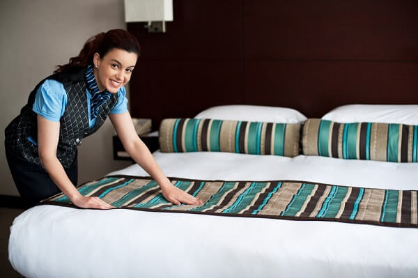 housekeeping resume concept art