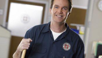 janitor resume