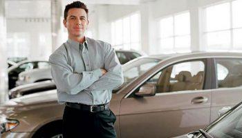 car salesman resume