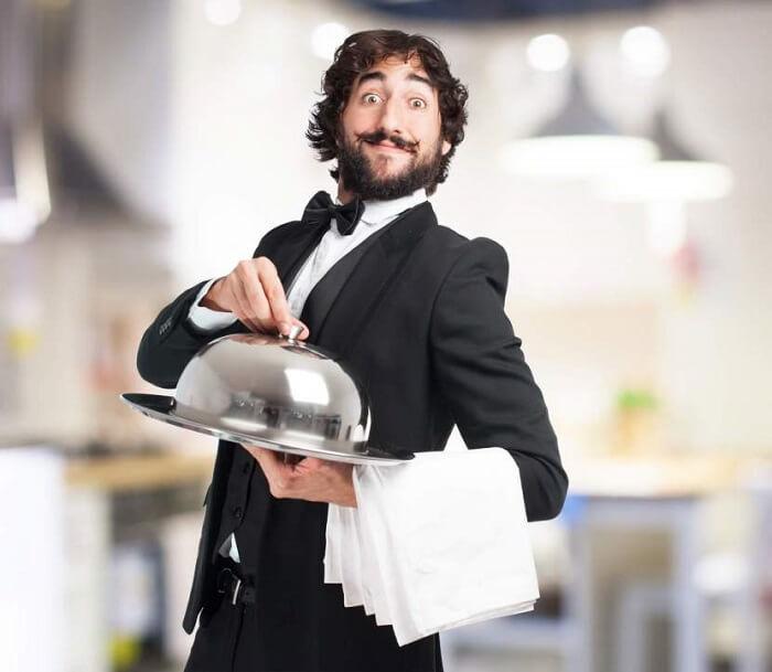 waiter resume