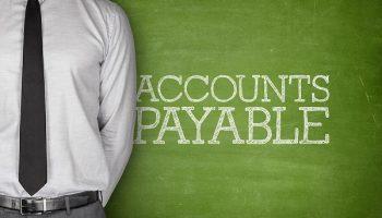 account payable text on blackboard