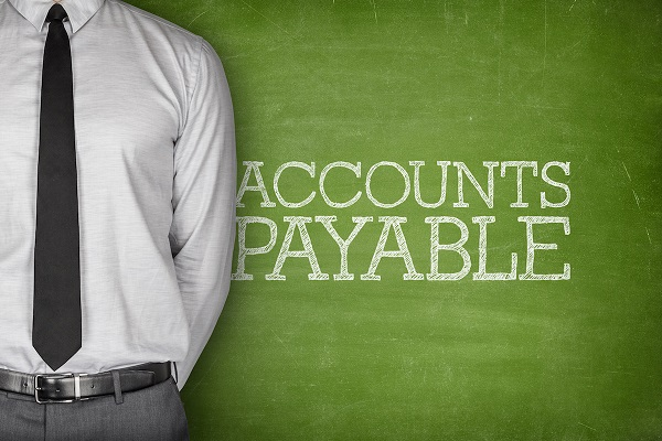 account payable text on blackboard